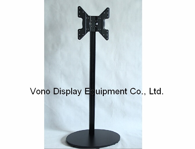 "LCD Stand Display Racks Trade Show Products 17"" to 65′ Screen Stand"