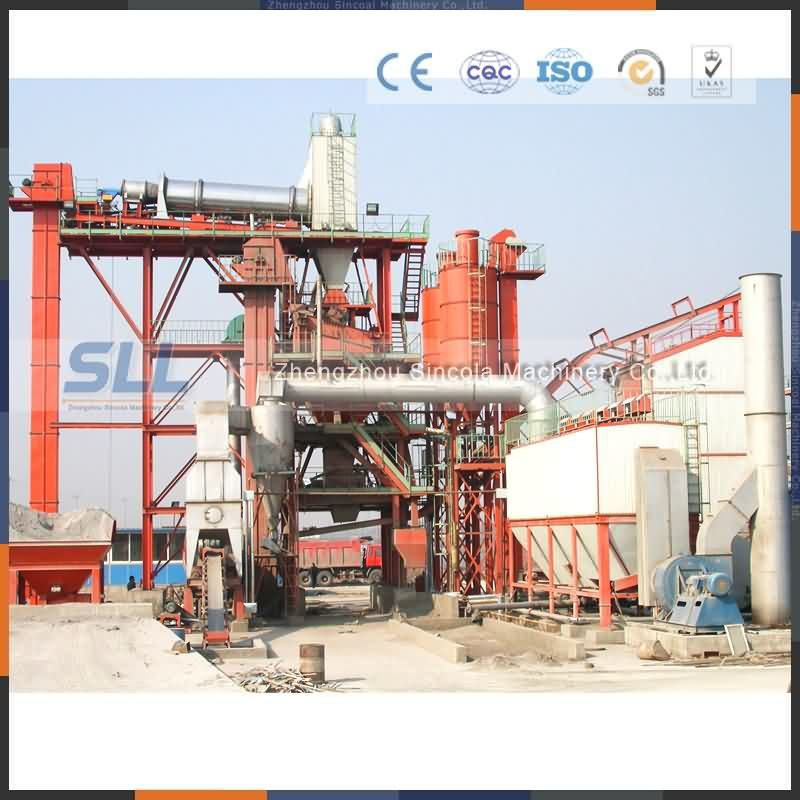 Bitumen/Asphalt Batching Mixing Plant for Sale Low Price