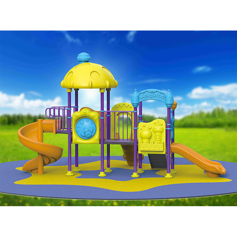 Outdoor Playground--Magic Paradise Series, Children Outdoor Slide (XYH-MH0022)