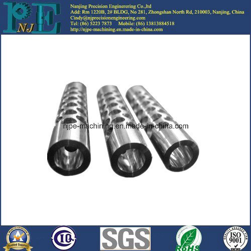 China Supply Stainless Steel Custom CNC Machining Tube