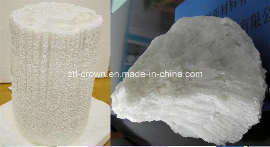 High Purity Calcined Alumina Crystal Material