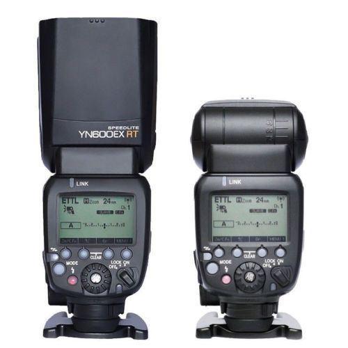 Yongnuo Yn600ex-Rt Wireless Flash Speedlite Unit Ttl Master for Canon SLR Camera