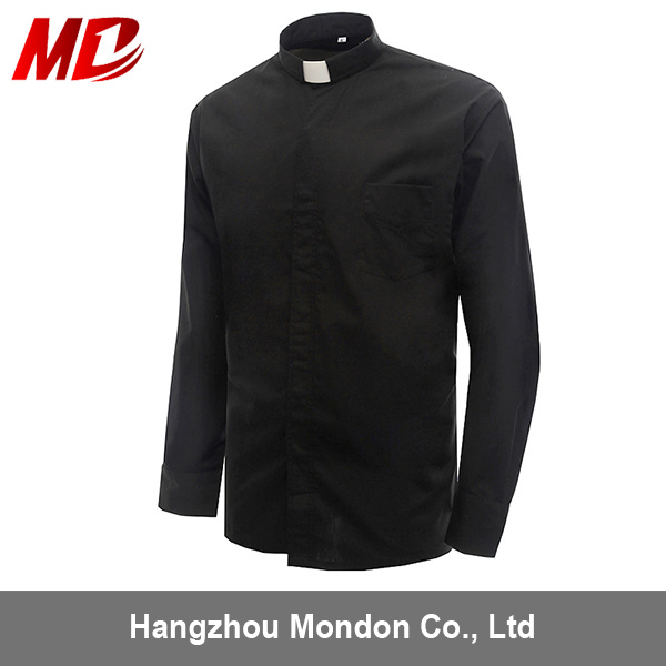 Long Sleeve Clergy Shirts for Men