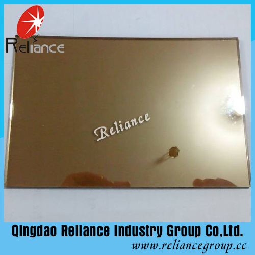4mm-10mm Euro Bronze Reflective Glass / Bronze Reflective Glass / Dark Bronze Reflective Glass/Tinted Reflective Glass