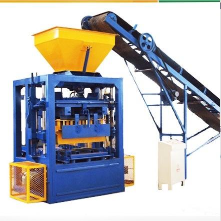 Construction Machine Block Machine Qt4-24