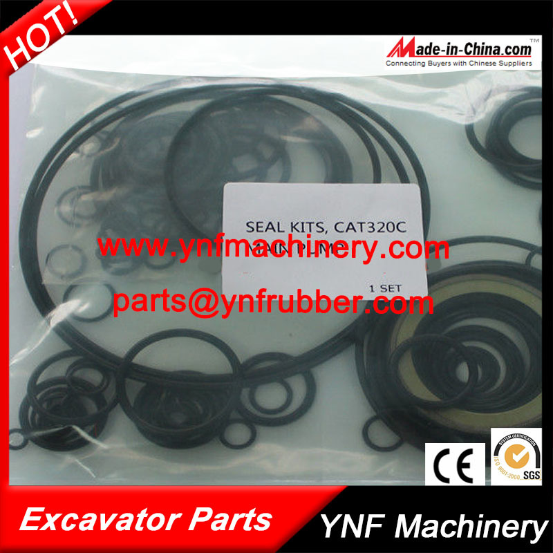 Ex200-5 Spare Parts Seal Kits for Arm / Boom / Bucket