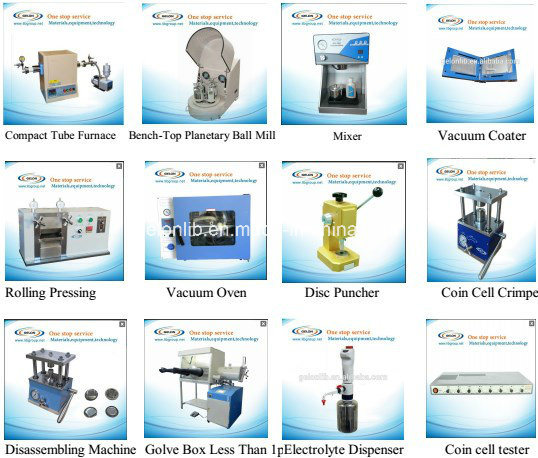 Lithium Battery Making Machine/Lithium Battery Production Line
