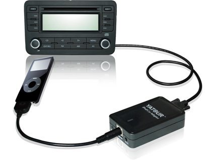 Car Kit Adapter for Honda with iPod iPhone