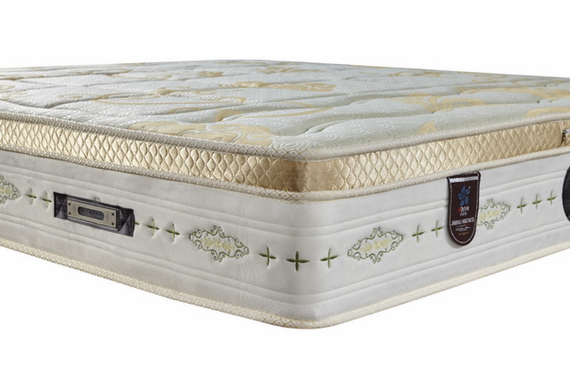 Best Selling Bonnell Spring Mattress with Nice Pattern for Bedroom (Jbl2000-2)