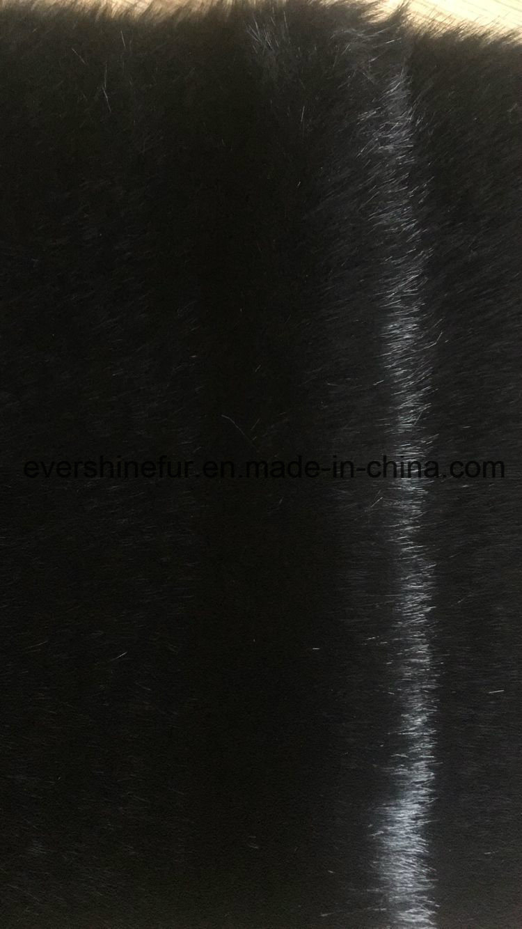 New Mink Fur Faux Fur Fake Artificial Fur Fabric