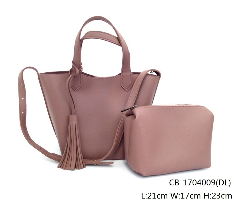 New Fashion Women PU Handbags (CB-1704009)