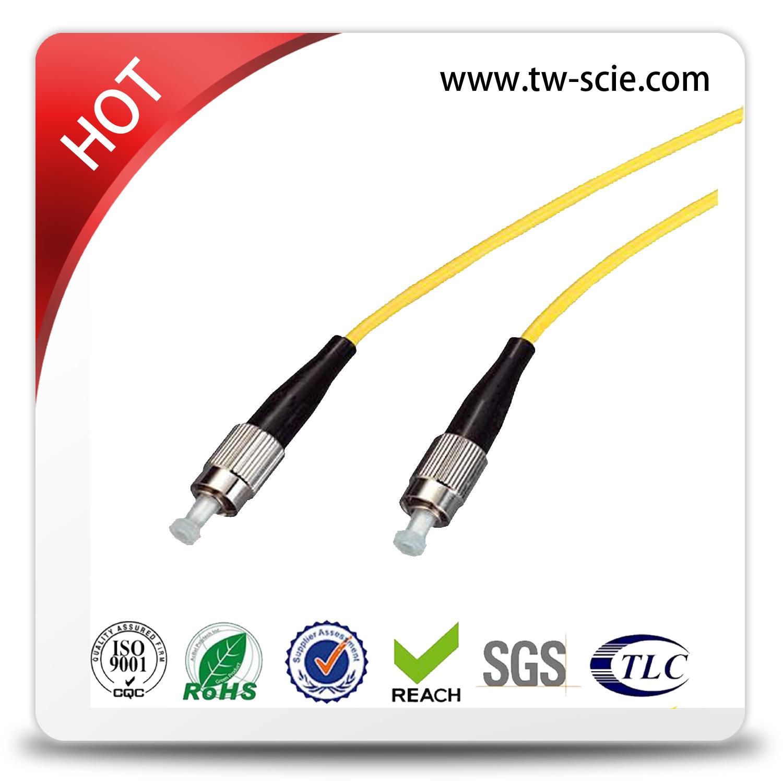 PVC Optical Pigtail with LC Mu Sc FC St PC APC Fiber Optic Connectors