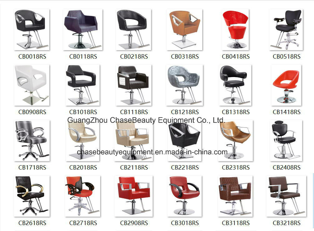High Quality Salon Furniture of Barber Chair & Styling Chair for Sale