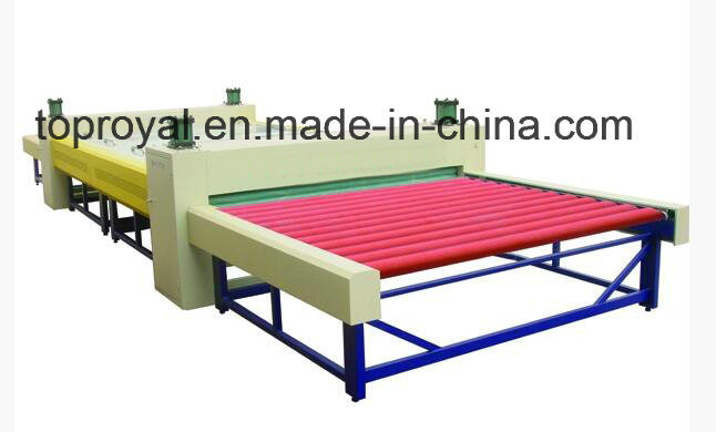Rolling Machine for Laminated Glass