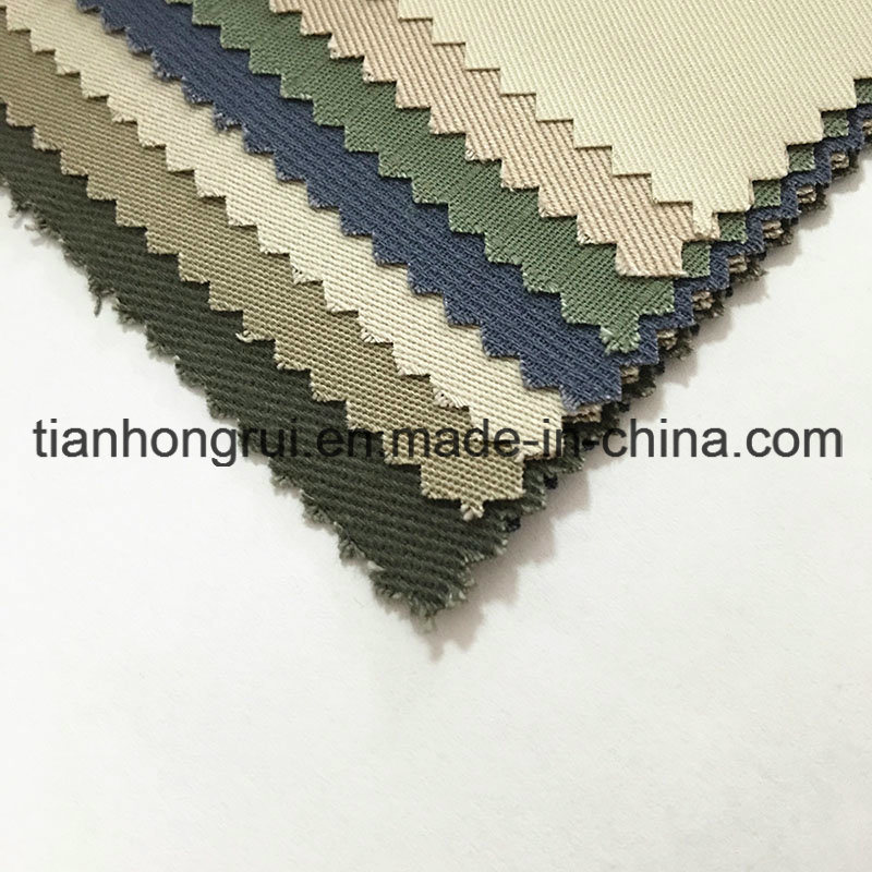 Anti-Static Anti-Alkali Anti-Bacteria Flame Resistant Fr Reflective Fabric