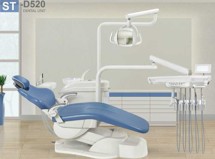 Suntem St-D520 New Dental Chair