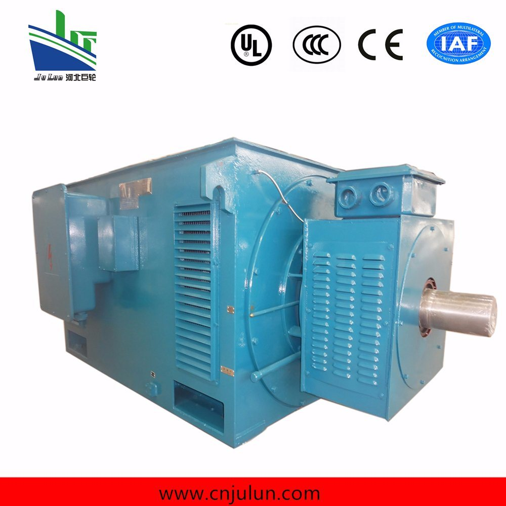 Yr High Voltage Slip Ring Three Phase Electric Induction AC Asynchronous Motor IP23/IP54