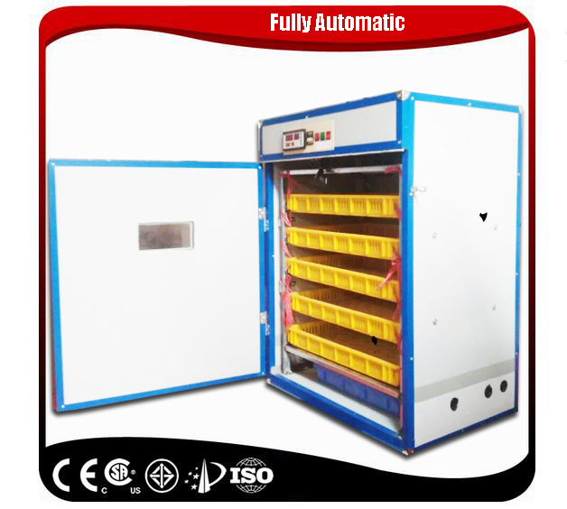 Commercial Industrial Goose Egg Incubator Hatcher Machine with Ce Approved