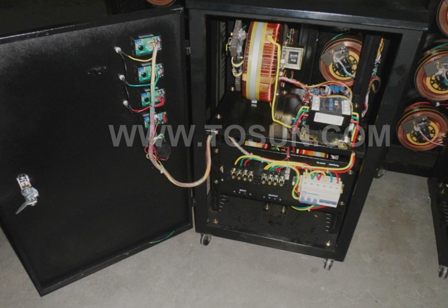 SVC Single Phase Voltage Stabilizer 500va