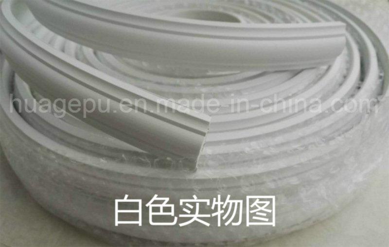 Polyurethane PU Foam Flexible Crown Cornice Moulding