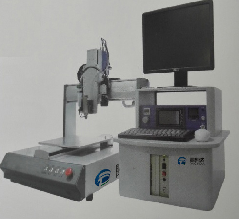Automatic Gluing Machine for Hot Melt Glue and Camera