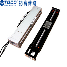 Aluminium Steel Precise Linear Actuator Module for Automatic Machine