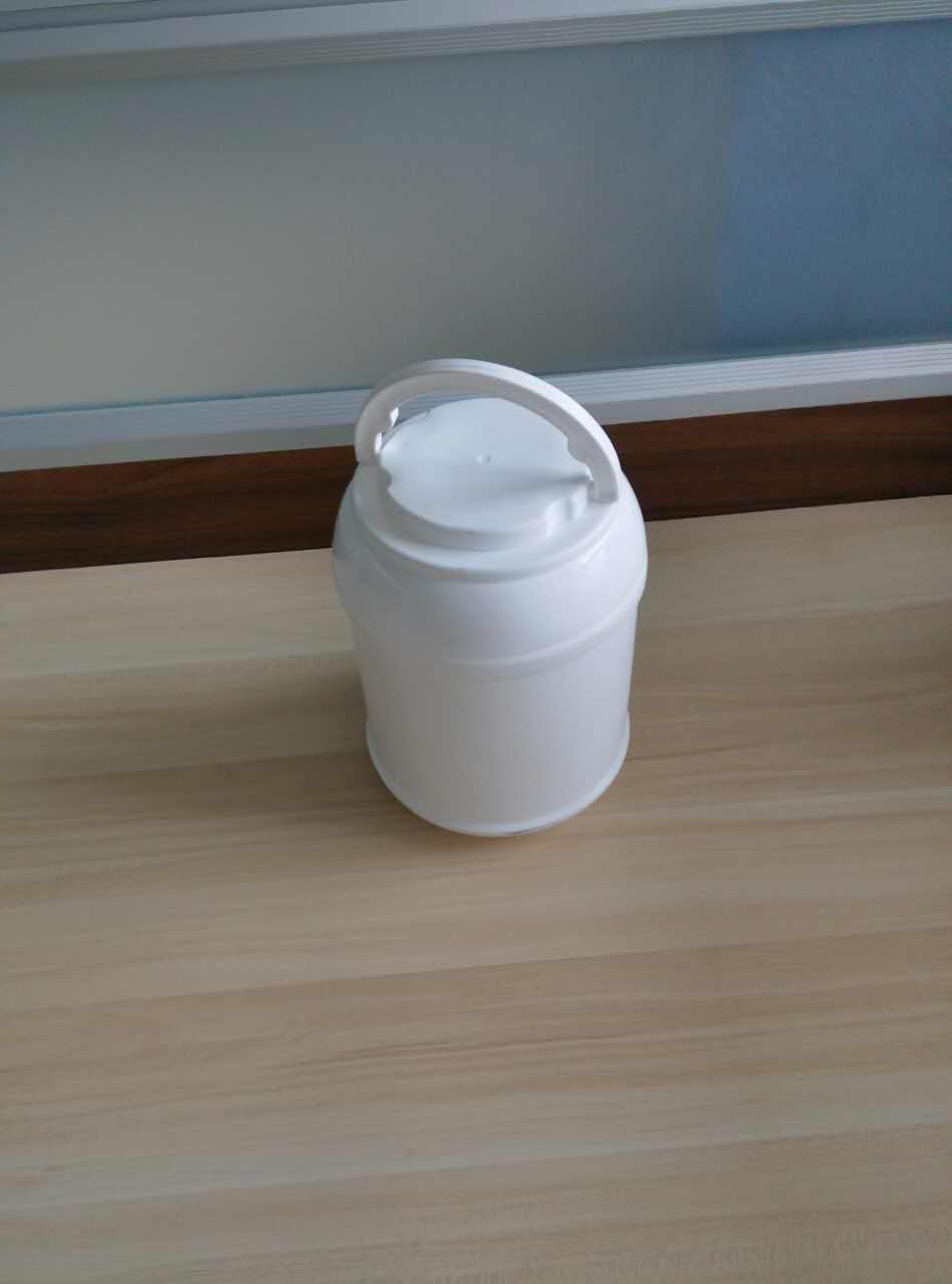HDPE Plastic Bottle 2000ml Sealing Packing Barrel