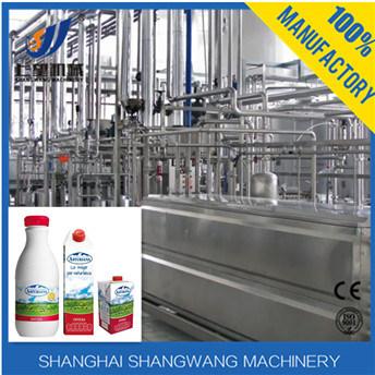 High Quality Bottled Milk Production Line