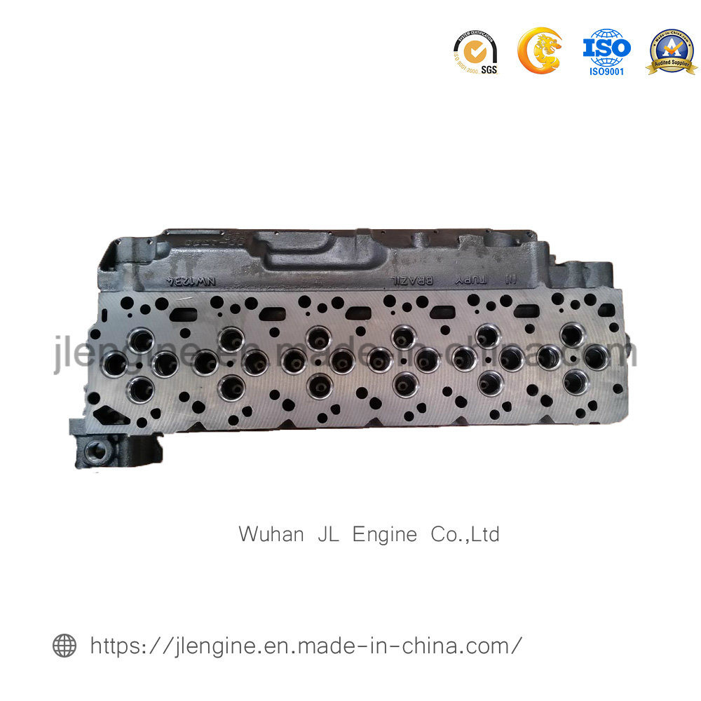 Isbe 6D Cylinder Head OEM 3943627 Qsb Diesel Engine Spare Parts
