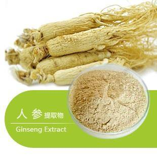 Ginseng Root Extract for Supplement and Health Food