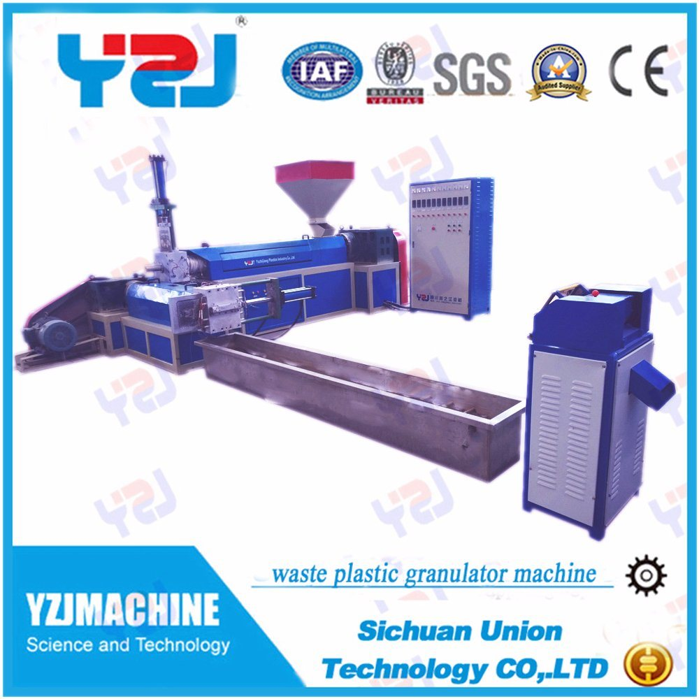 Small Plastic Recycling Plant From China