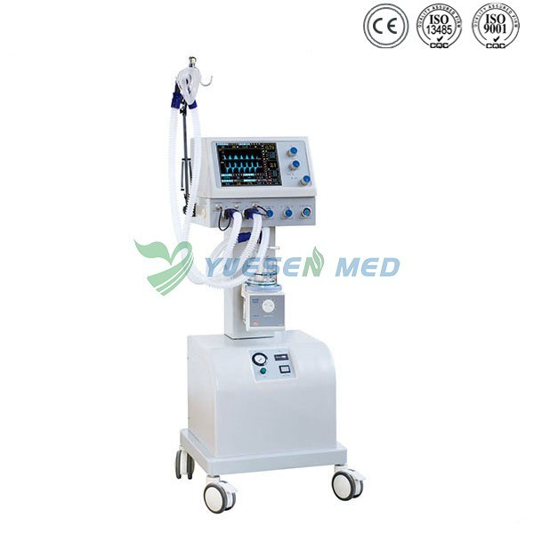 Best Sale Mobile Ventilator Unit Emergency Medical Veterinary Anesthesia Ventilator