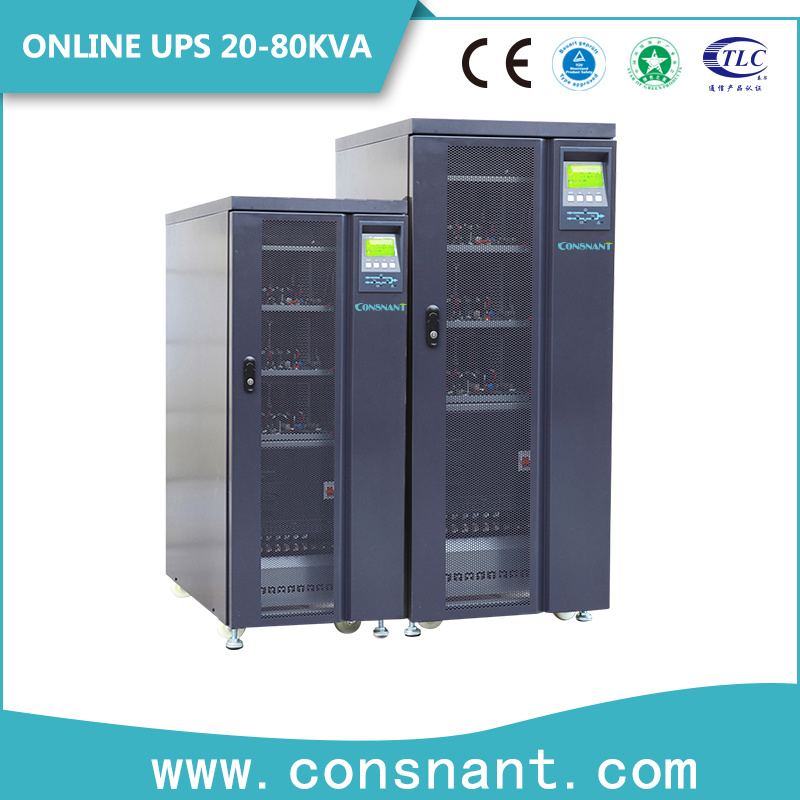 Three Phase Online UPS From 20kVA to 80kVA