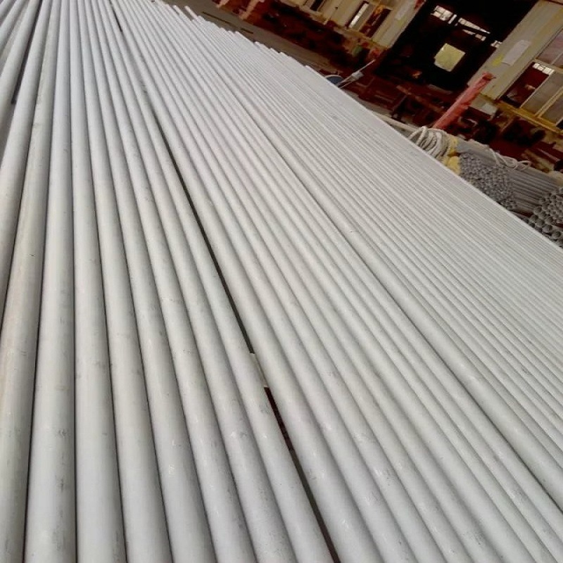 AISI 304, 316L Seamless Steel Pipe for Oil Pipeline