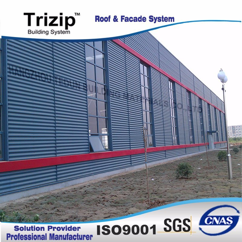 Corrugated Color Steel Wall
