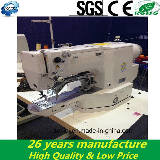 Brother Juki Electronic Direct Drive Lockstitch Bar Tacking Pattern Sewing Machine