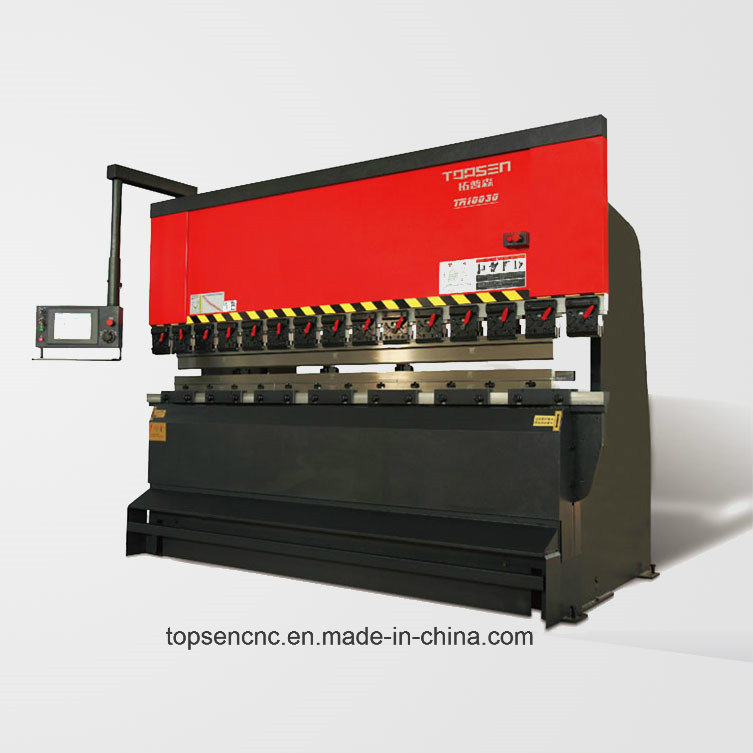 Servo High Accuracy Press Brake with Nc9 System
