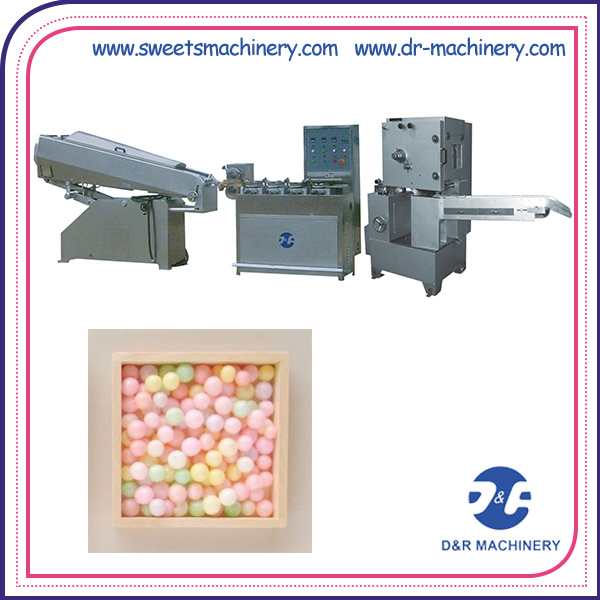 Hard Candy Production Die Formed Plant Line Making Machine for Filled Candies