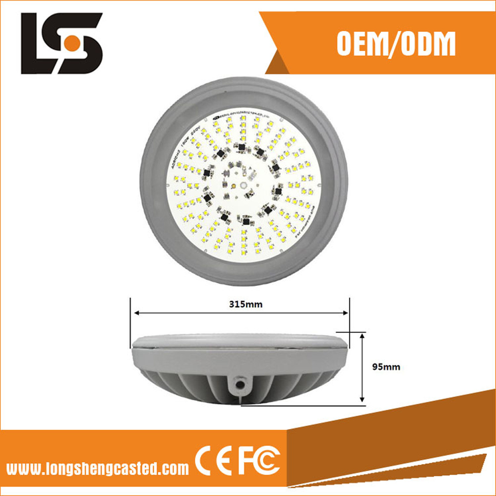 Timeproof Die-Casting Fitting Aluminum LED Street Light