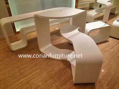 Corian Acrylic Solid Surface Table
