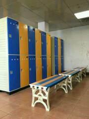 Cheap Price 2 Door Wardrobe for Locker Room