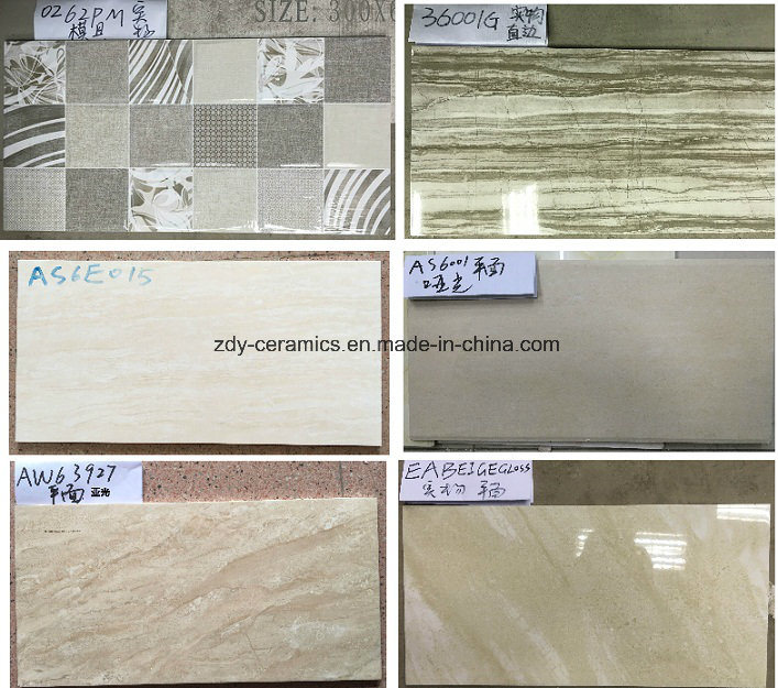 30X60 Marble Design Ceramic Stone Tile Decoration Wall Tile