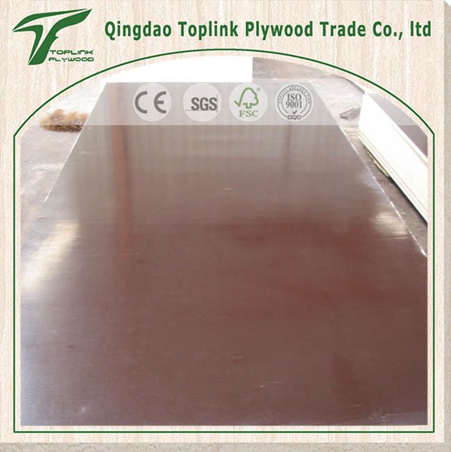 Linyi Black/Brown Film Faced Marine Plywood for Construction