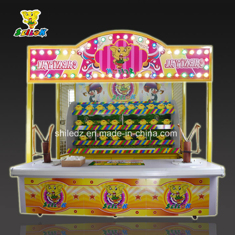 Amusement Park Games Carnival Booth-Angry Toy