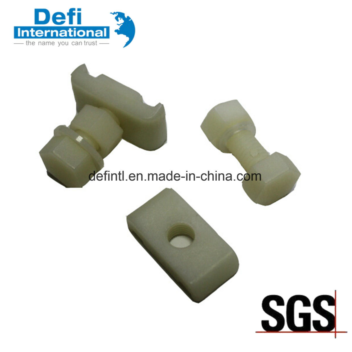 PP Plastic Parts for Electronic Machines