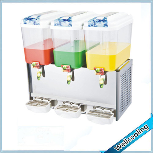 1 Year Warranty Refrigerated Fruit Juicer Machine