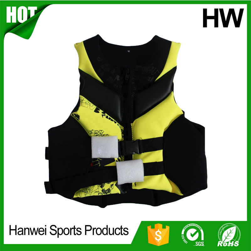 China Supplier Printed Marine or Kayaking Life Jacket (HW-LJ018)