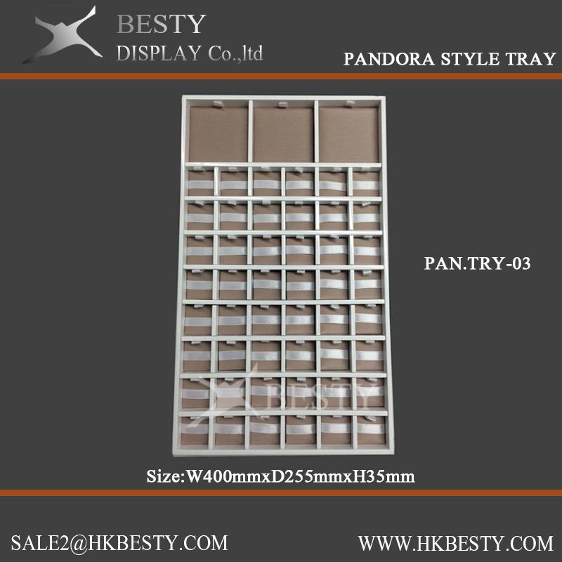 Customized Jewelry Chram Display Tray