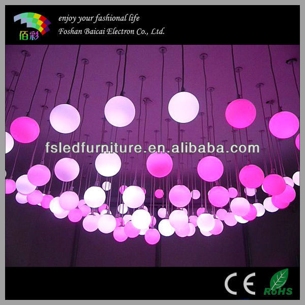 Solar Power LED Outdoor Hanging Ball Lights for Lighting Decoration