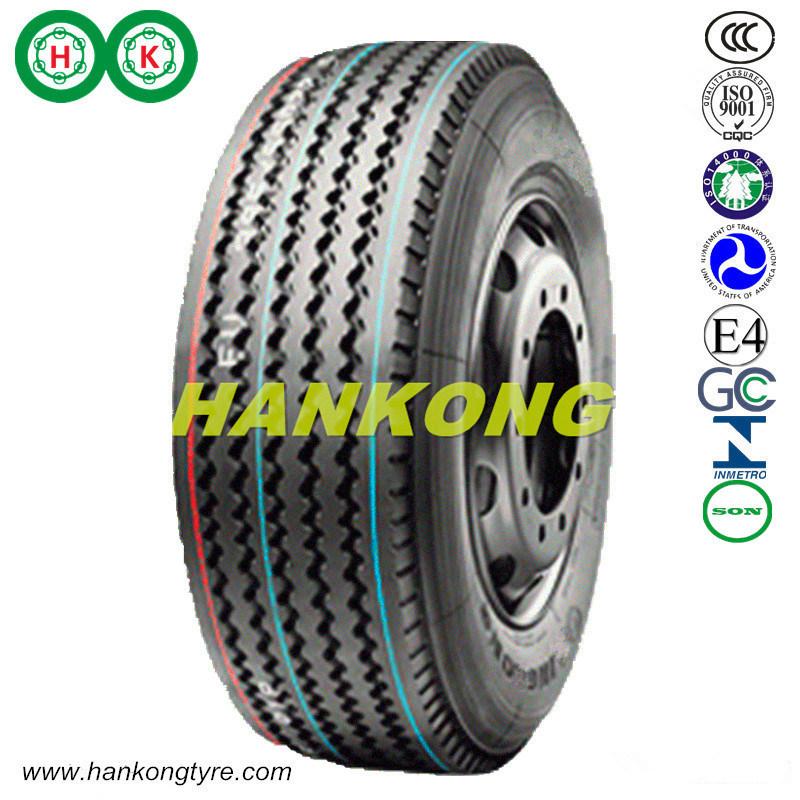 Steel Wheels Big Trailer Tires TBR Tire Radial Truck Tire (385/65R22.5, 435/50R19.5, 445/45R19.5)